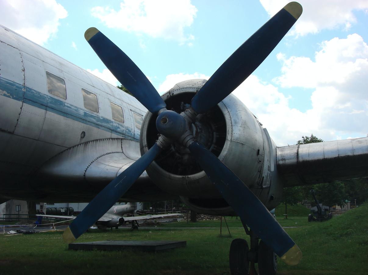 Il-14 nb 3078. 2009 year. Photo by Karol Placha Hetman