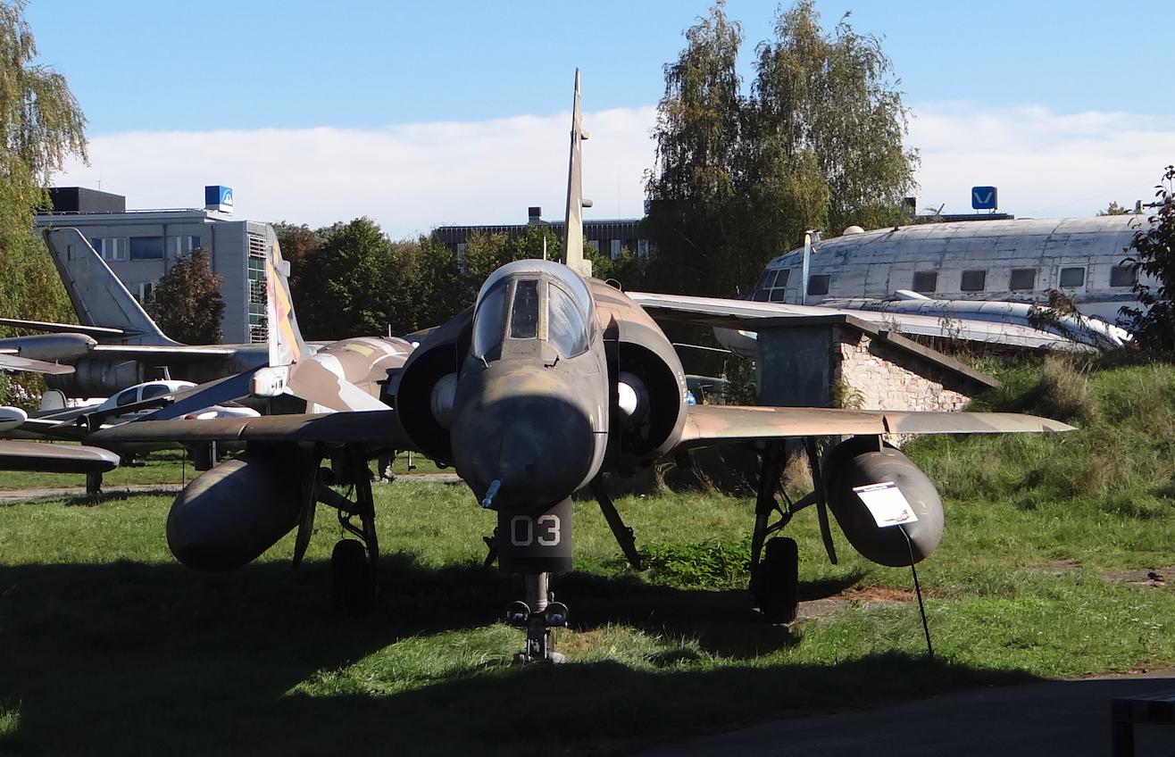 Mirage III. 2018 year. Photo by Karol Placha Hetman