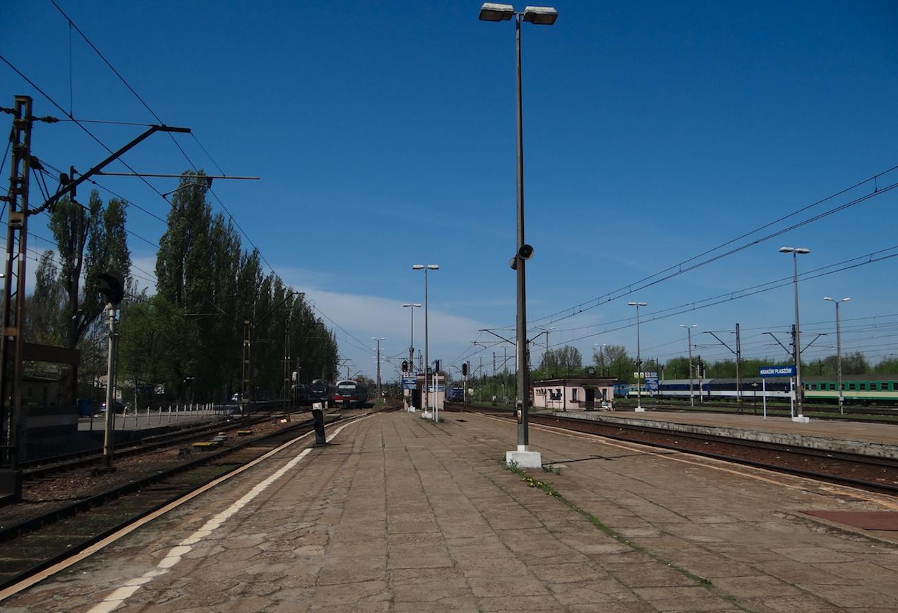 Kraków Płaszów. 2012 rok. Zdjęcie Karol Placha Hetman