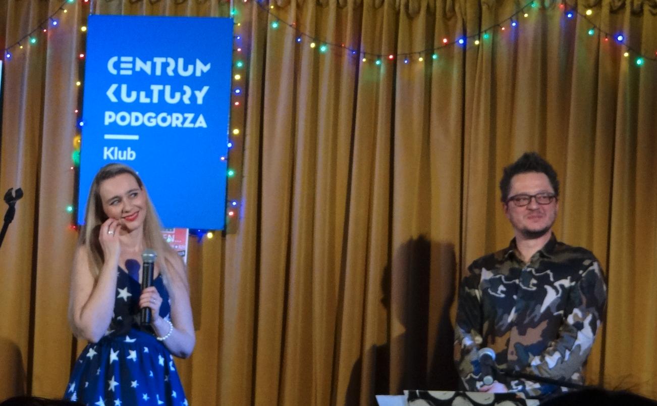 Pani Joanna Trafas i Pan Aleksander Brzeziński. 2020 rok. Zdjęcie Karol Placha Hetman