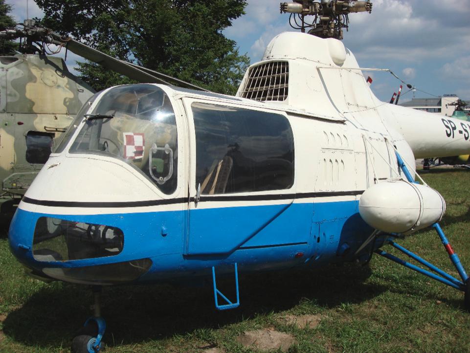 SM-2 w MLP Czyżyny 2008 year. Photo by Karol Placha Hetman