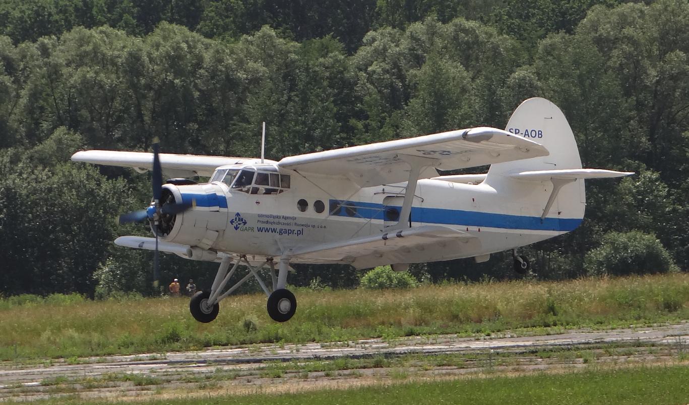 An-2. 2019. Photo by Karol Placha Hetman