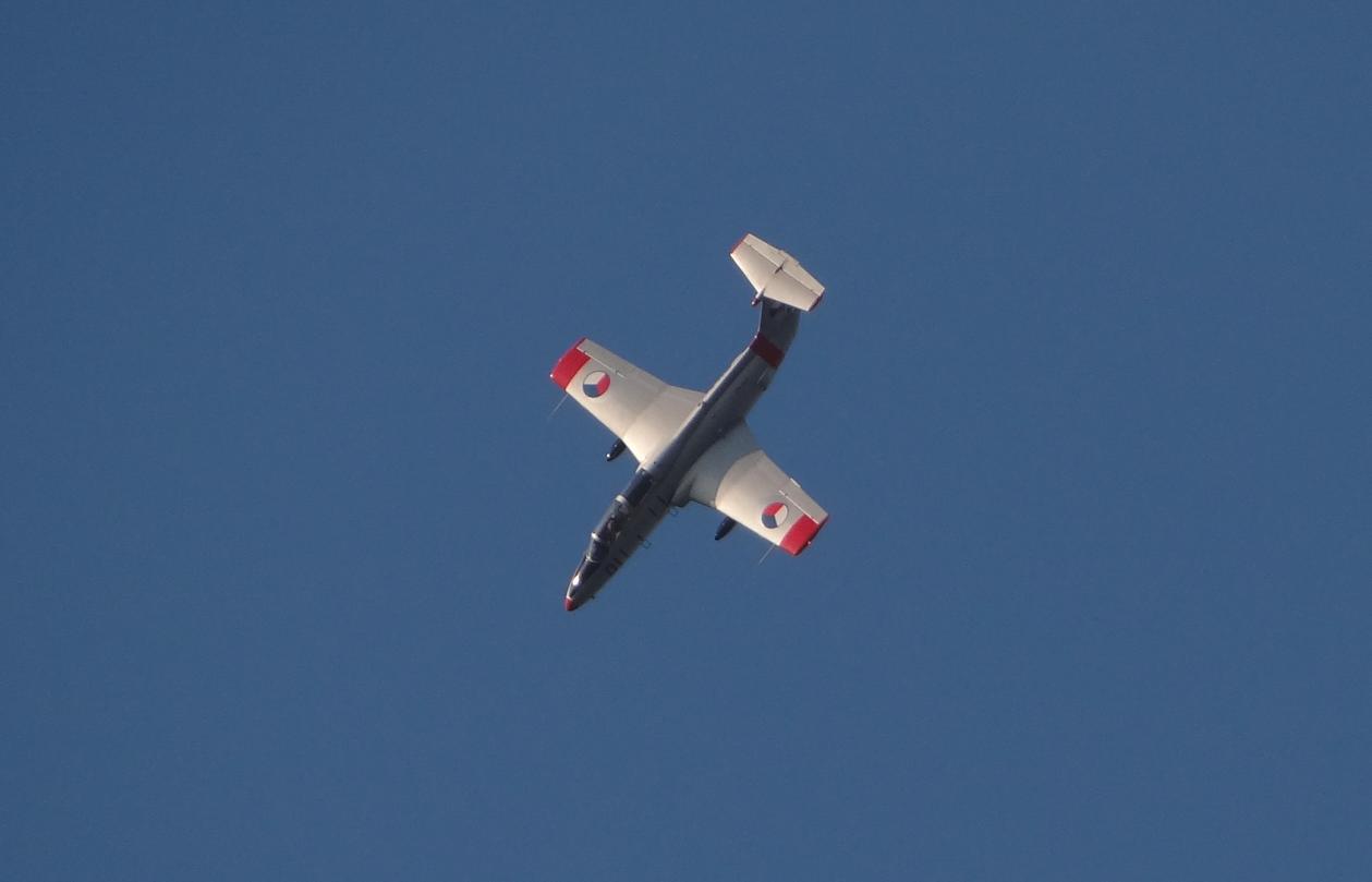 Aero L-29 Delfin. 2021 year. Photo by Karol Placha Hetman
