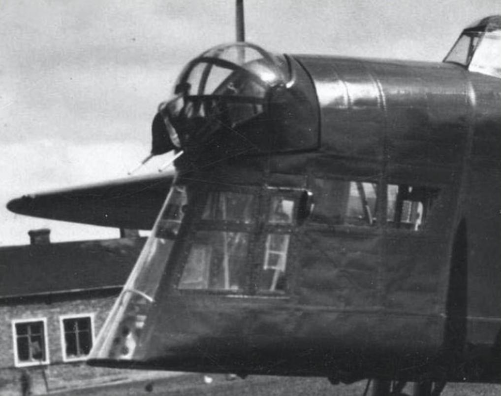 PZL-30 BII, LWS-6. Zdjęcie LAC