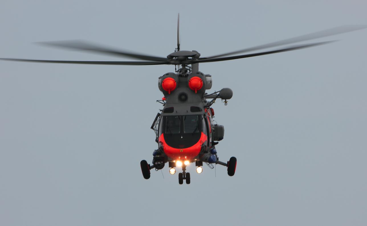 PZL W-3 Anakonda nb 0815. Babie Doły 2019 rok. Zdjęcie Waldemar Kiebzak