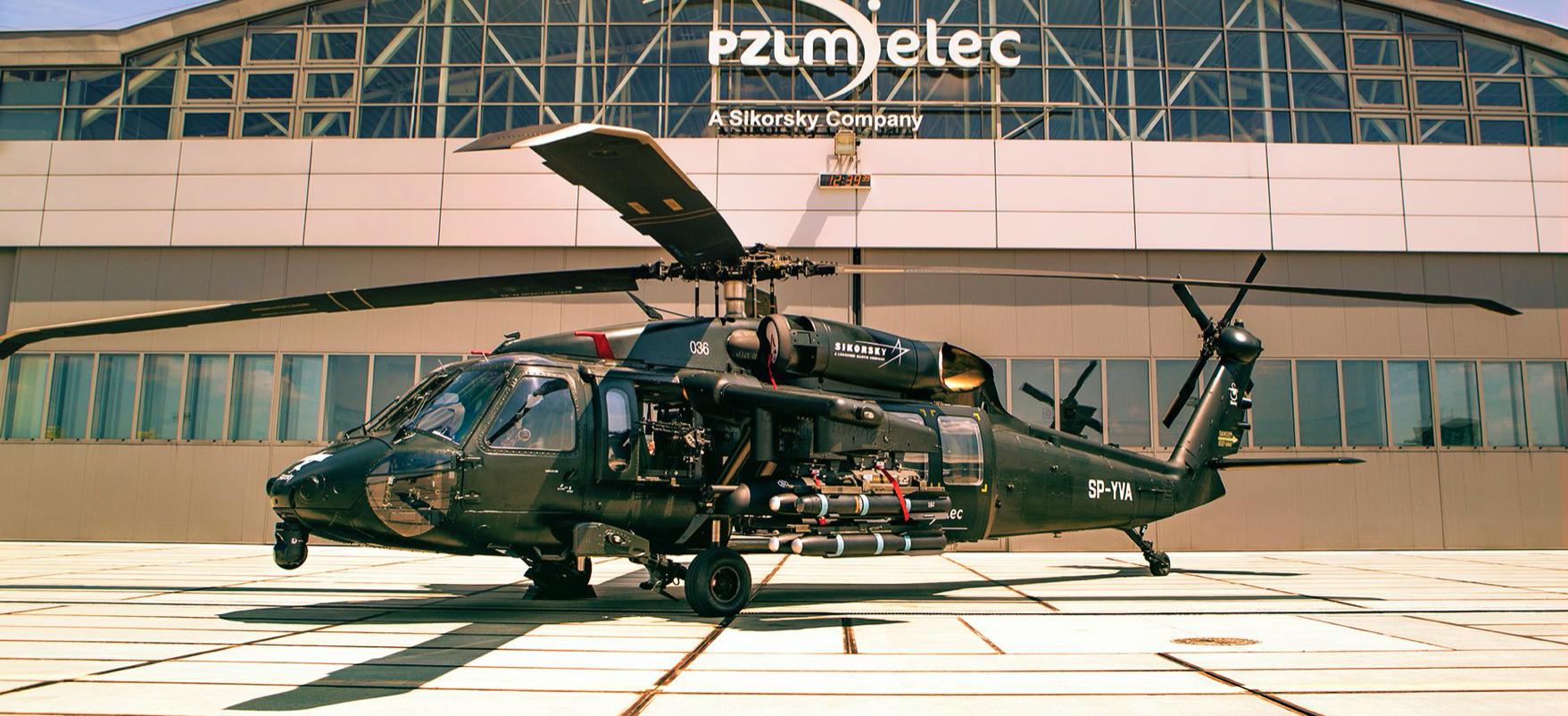 Black Hawk S-70i. 2019. Photo by Lockheed Martin