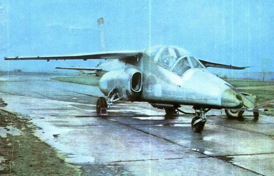 I-22 nr 1 ANP 01-02. 1985. Photo of LAC
