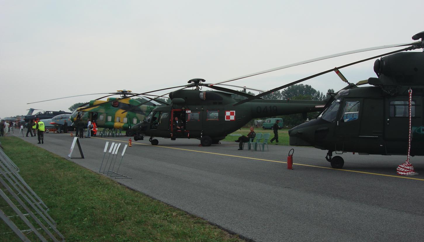 Air Show Radom. 2009 rok. Zdjęcie Karol Placha Hetman