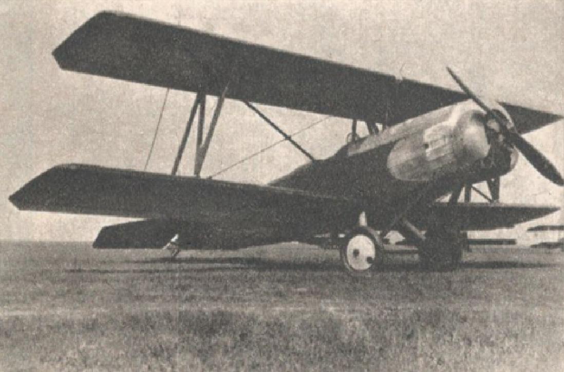Bartel BM-4a. Photo of LAC