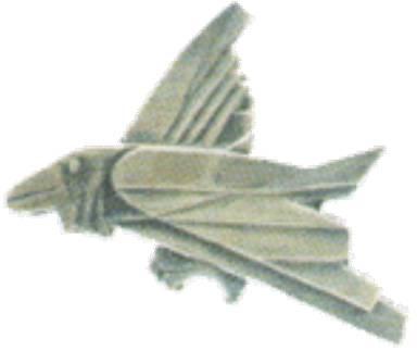 Odznaka 3 Eskadry Lotnictwa Taktycznego.