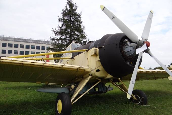PZL-106 A Kruk. 2013r.