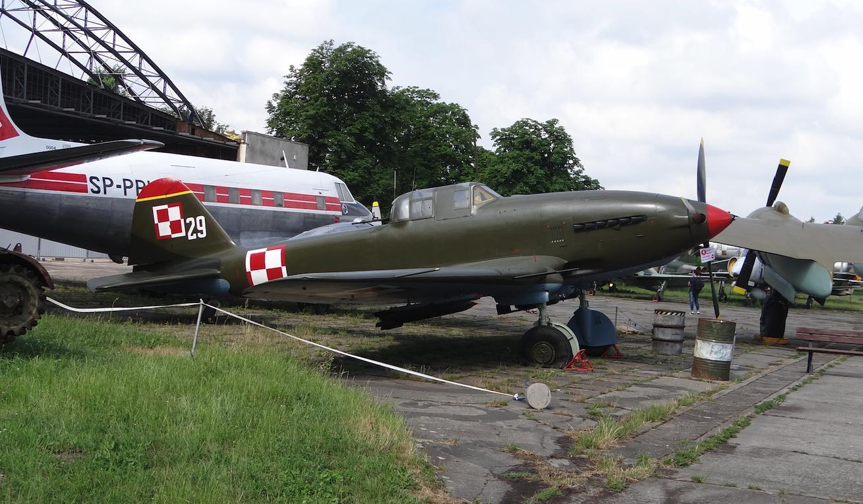 Ił-10 nb 29 Czechoslovakian production. 2019 year. Photo by Karol Placha Hetman