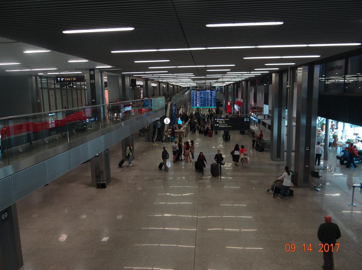 Terminal oddany do użytku. 2017 rok. Zdjęcie Karol Placha Hetman