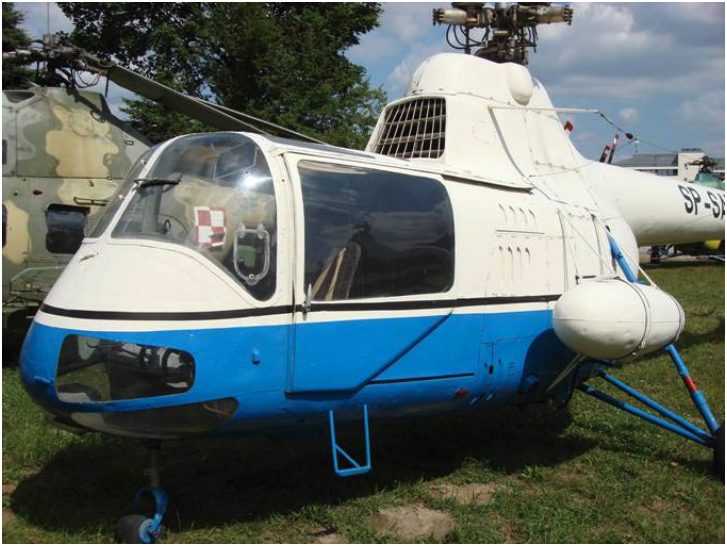 SM-2 rejestracja SP-SAP Muzeum Lotnictwa Polskiego w Czyżynach 2008 rok. Zdjęcie Karol Placha Hetman