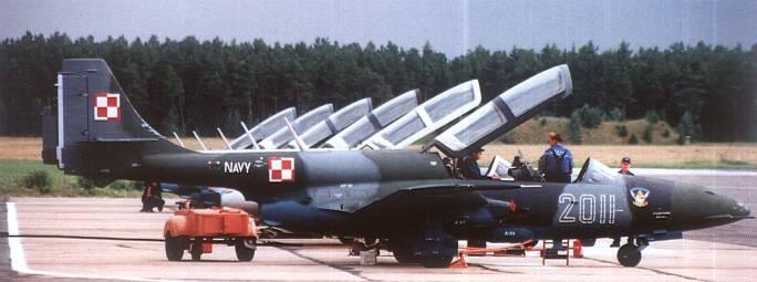 Samoloty 3 Dywizjon Lotniczy MW. 1999r.