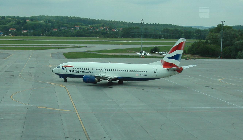 Boeing B.737. 2008 rok. Zdjęcie Karol Placha Hetman