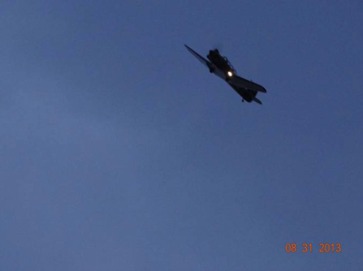 Jakowlew Jak-18. 2013 rok. Zdjęcie Karol Placha Hetman