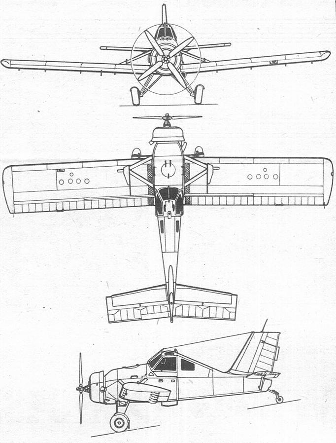 PZL-106 BR Kruk Zdjęcie LAC