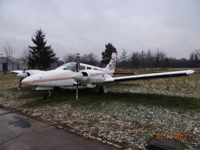 PZL M-20 Mewa SP-DMA Muzeum Lotnictwa Polskiego Czyżyny. 2012r.