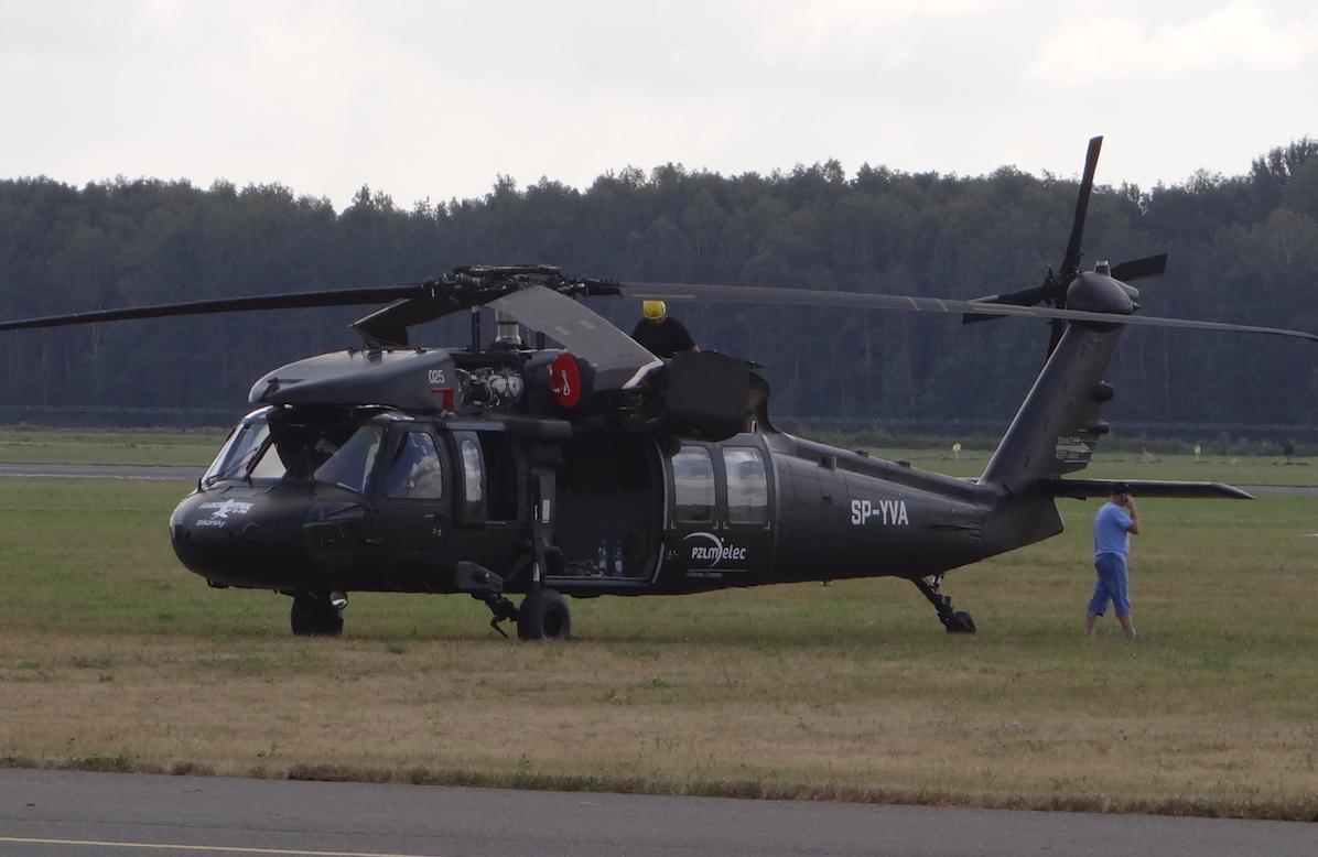 S-70i Black Hawk from Mielec 2013. Photo Karol Placha Hetman