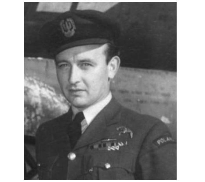 Generał pilot Rzeczypospolitej Polskiej Stanisław Skalski