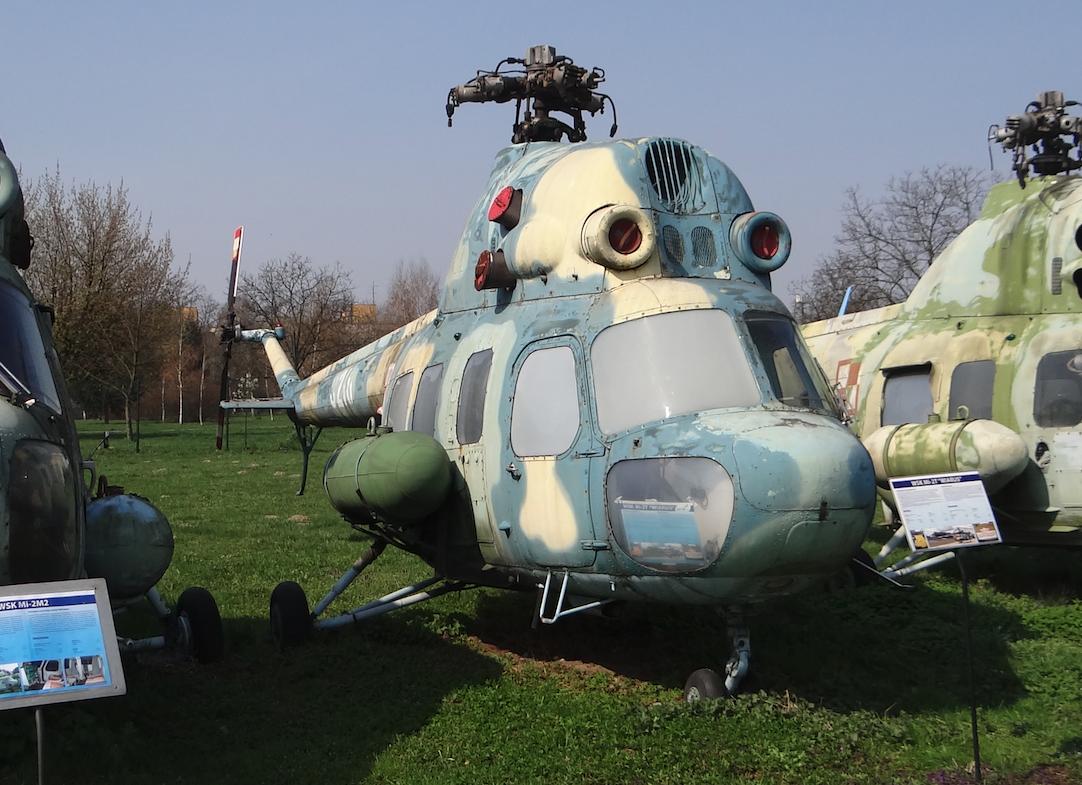 PZL Mi-2 T Wiarus. 2019 rok. Zdjęcie Karol Placha Hetman