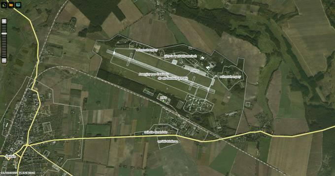 Lotnisko Świdwin. 2011r.