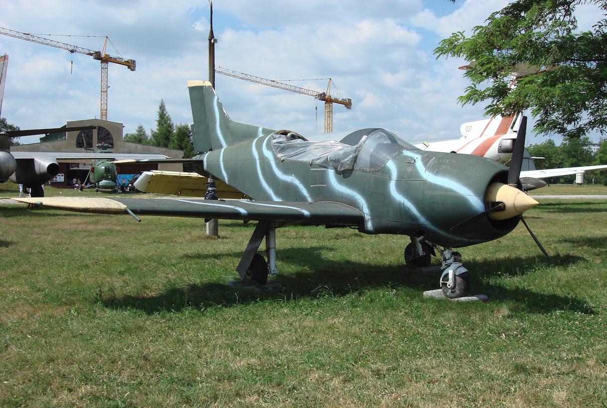 PZL-130. 2007 rok. Zdjęcie Karol Placha Hetman