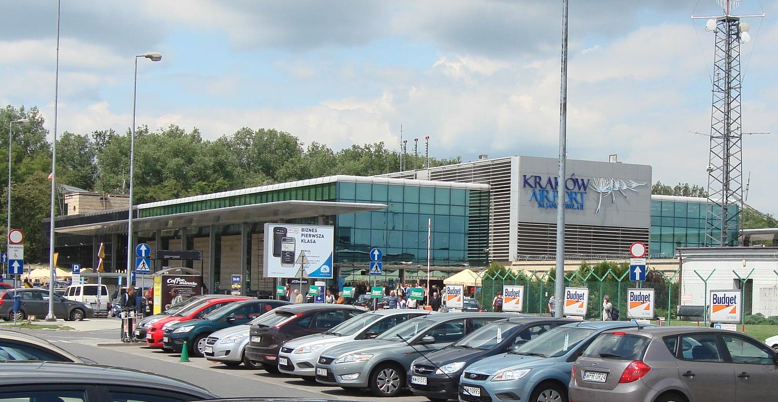 Terminal 1. 2009 rok. Zdjęcie Karol Placha Hetman