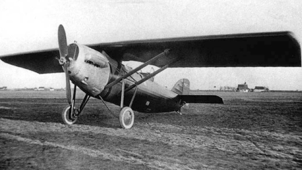 PWS-1. 1927 rok. Zdjęcie LAC
