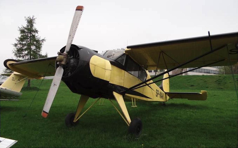 PZL-101 Gawron rejestracja SP-WAK. 2013 rok. Zdjęcie Karol Placha Hetman