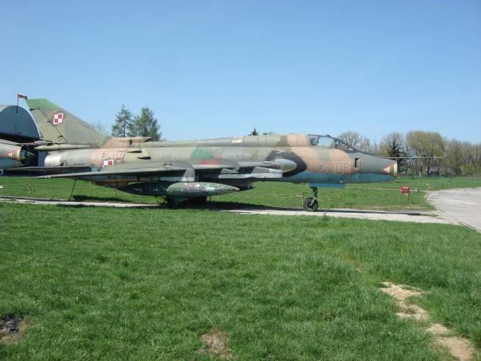 Su-22 M 4 nb 3005 Czyżyny 2009r.