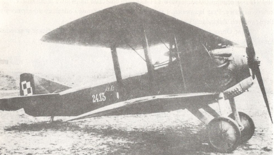 Spad XIII C1. Photo of LAC