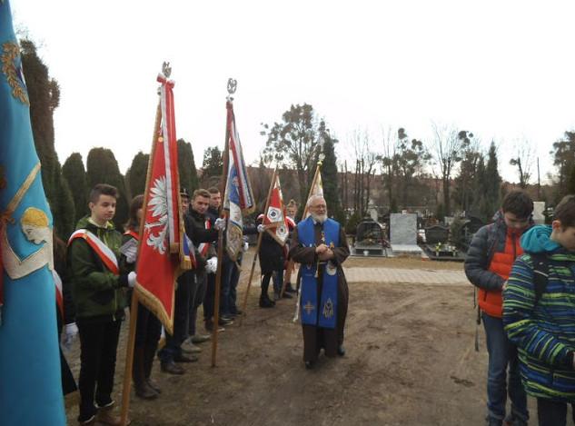 Ojciec Dominik Orczykowski przybył z Krakowa na uroczystość