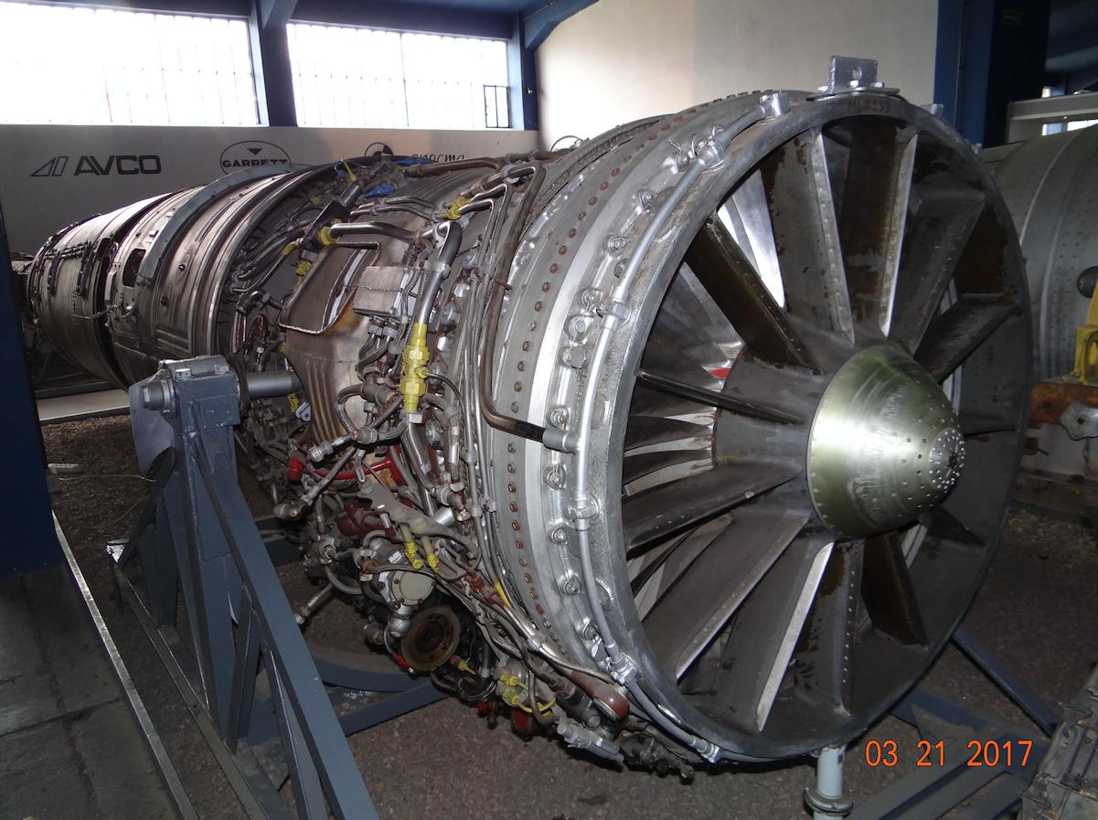 AL-7 F-1. 2012 rok. Zdjęcie Karol Placha Hetman