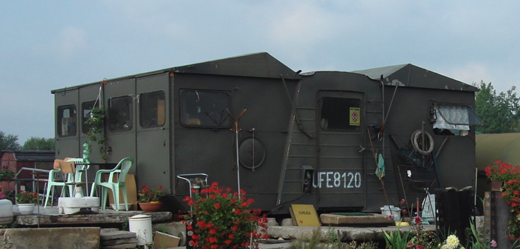 STAR 66, wóz sztabowy. 2010 rok. Zdjęcie Karol Placha Hetman