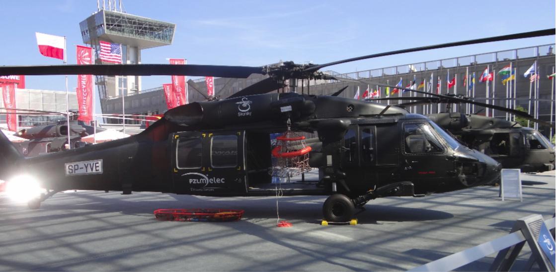 S-70i Black Hawk from Mielec 2014. Photo Karol Placha Hetman
