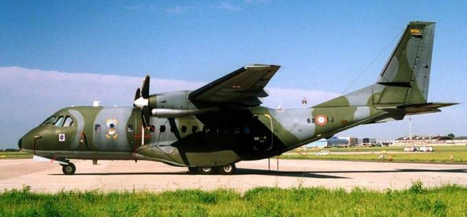 CASA -Nurtanio CN-235. 2000. Photo by LAC