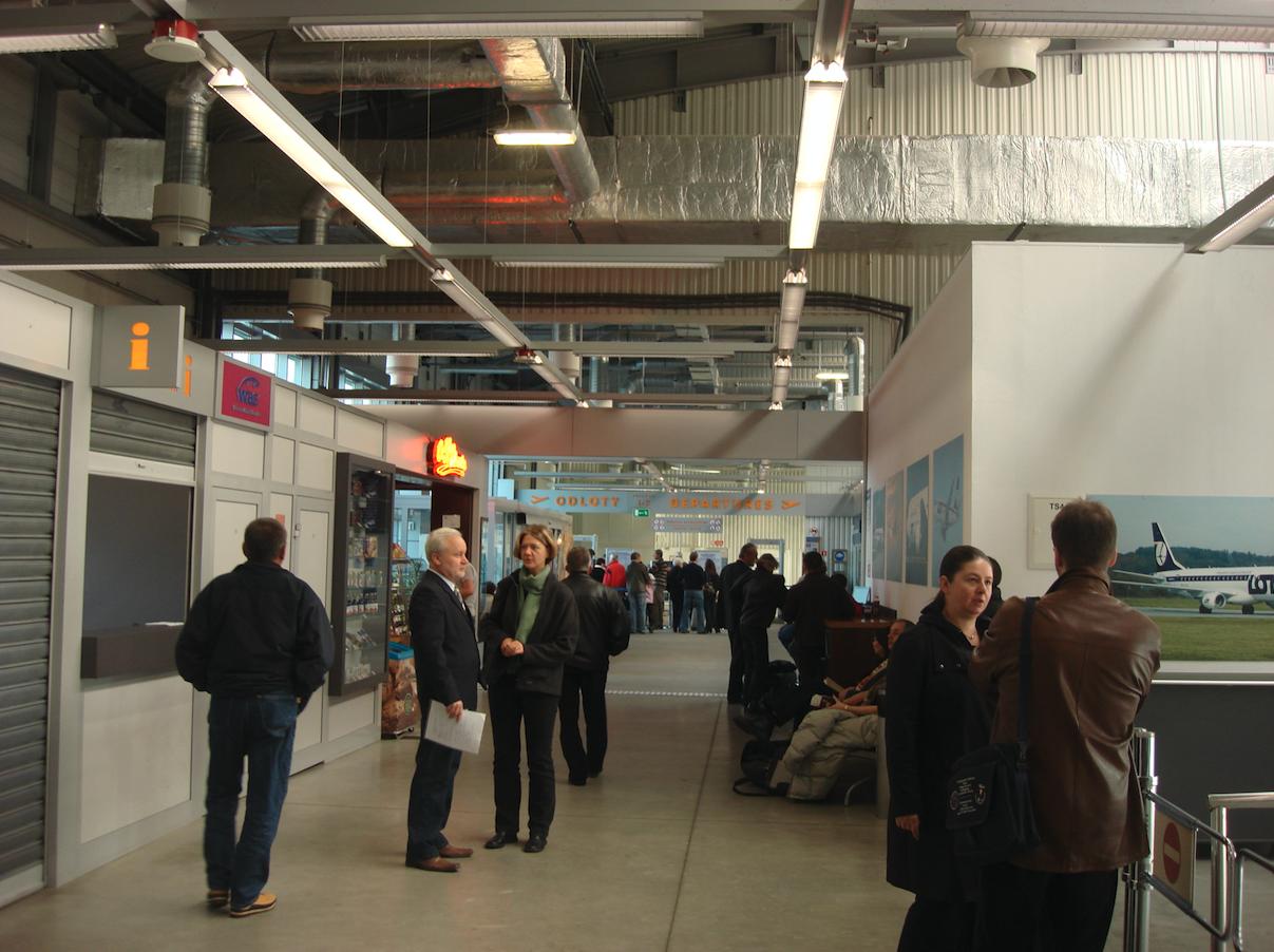 Terminal Krajowy. 2009 rok. Zdjęcie Karol Placha Hetman