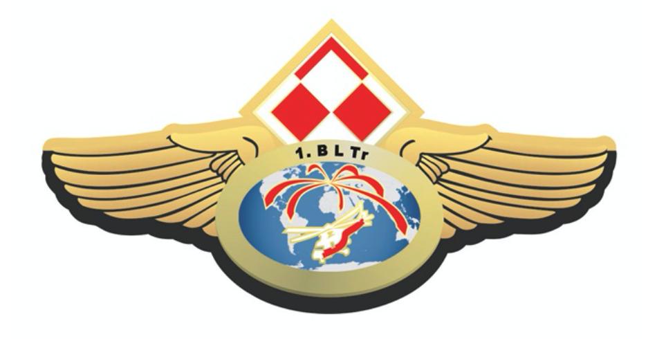 Odznaka Pamiątkowa 1 Bazy Lotnictwa Transportowego