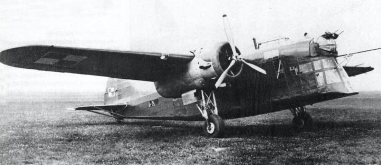 PZL-30 BII. Zdjęcie LAC