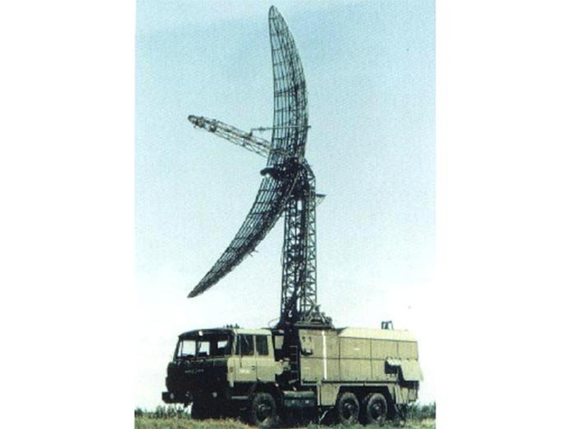 NUR-41 Bożena na samochodzie Tatra 815. 2007 rok. Zdjęcie 3 Wrocławska Brygada Radiotechniczna
