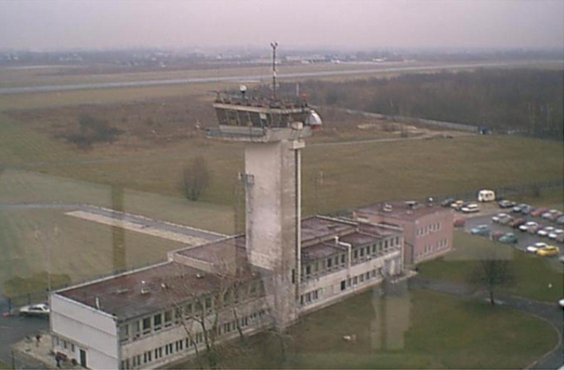 CKRL z 1964 roku. 2003 rok. Zdjęcie LAC