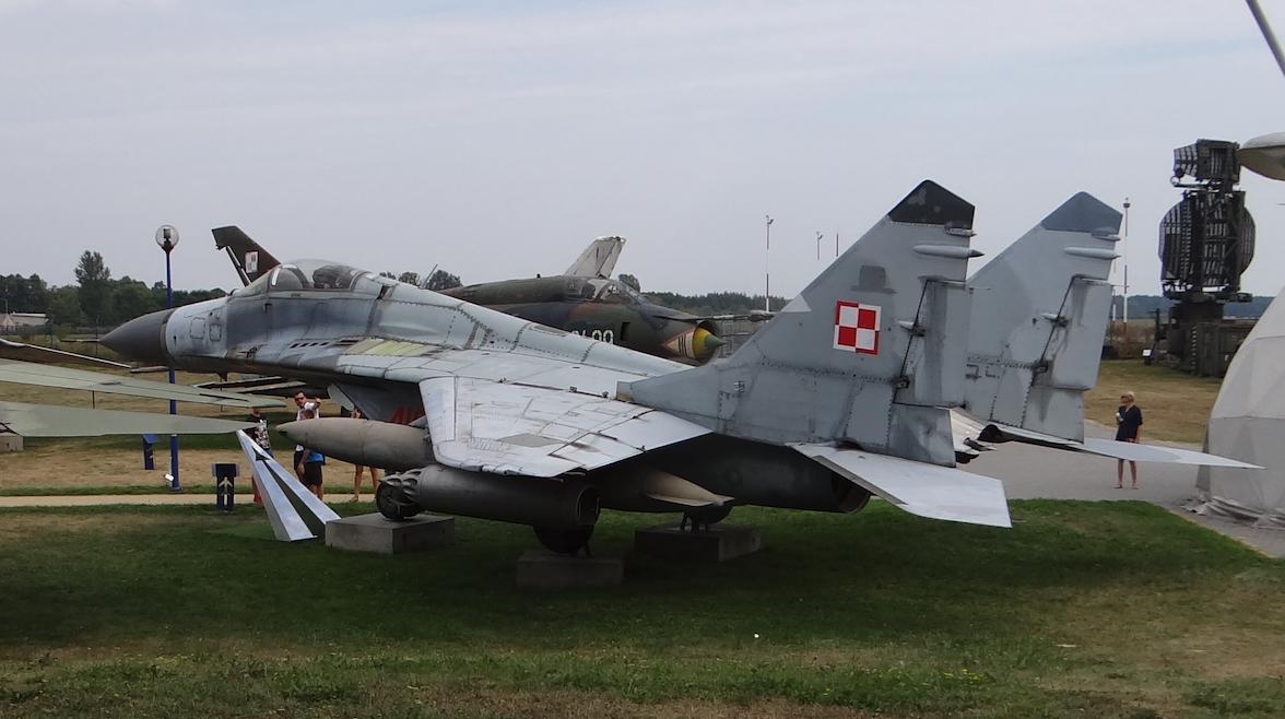 MiG-29 nb 4109. 2017. Photo by Karol Placha Hetman