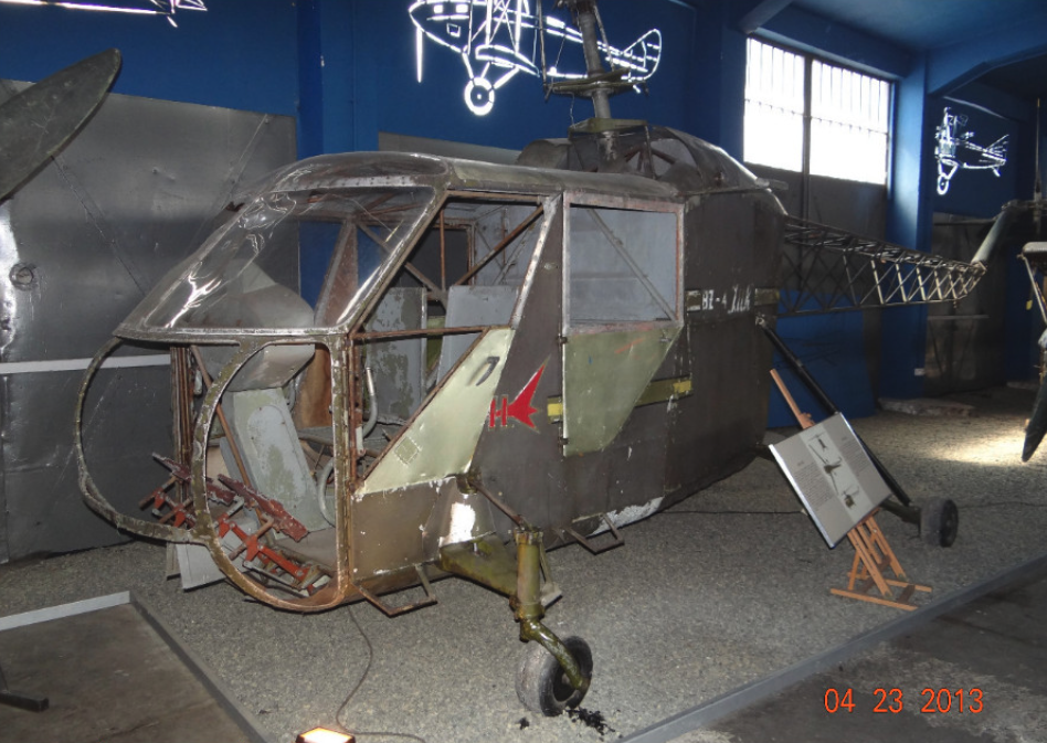 BŻ-4 Żuk (GIL-4. 2013 rok. Zdjęcie Karol Placha Hetman)