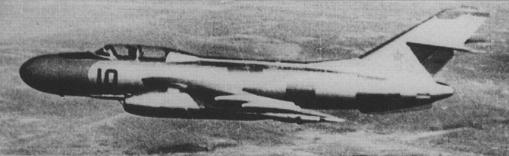OKB Jakowlew Jak-25 M. Photo of LAC