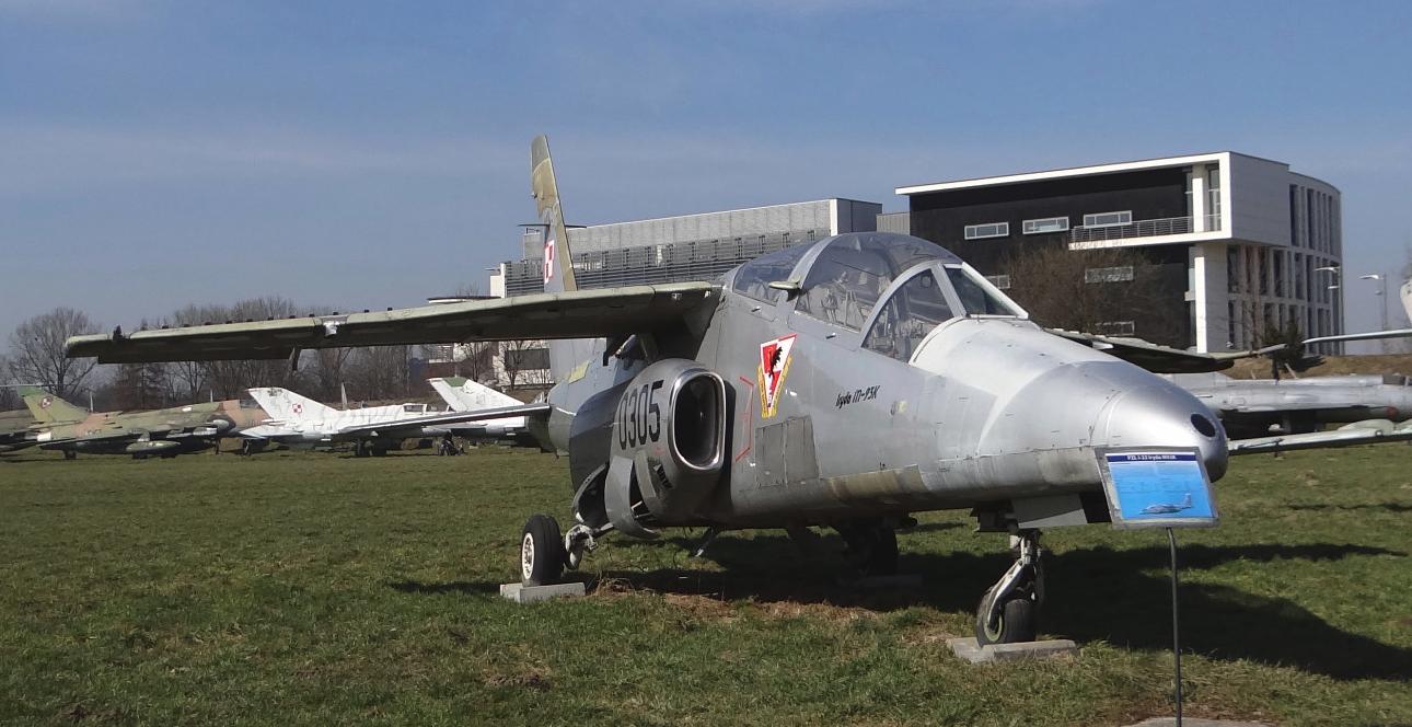 PZL I-22 Iryda Nb 0305. 2015 year. Photo by Karol Placha Hetman