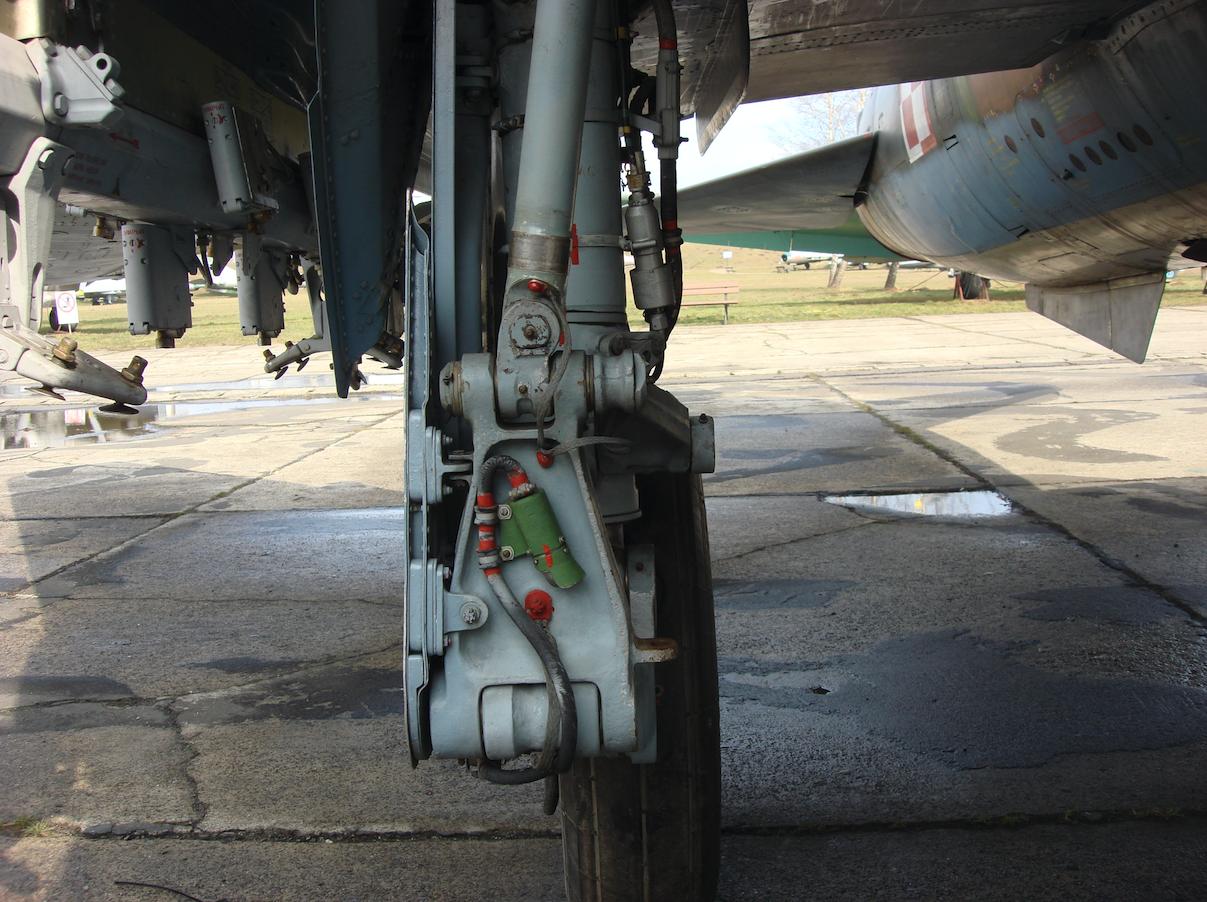 Su-22 M 4 K nb 3305. 2009 rok. Zdjęcie Karol Placha Hetman