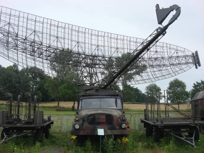 Wóz z anteną. 2010 rok. Zdjęcie Karol Placha Hetman