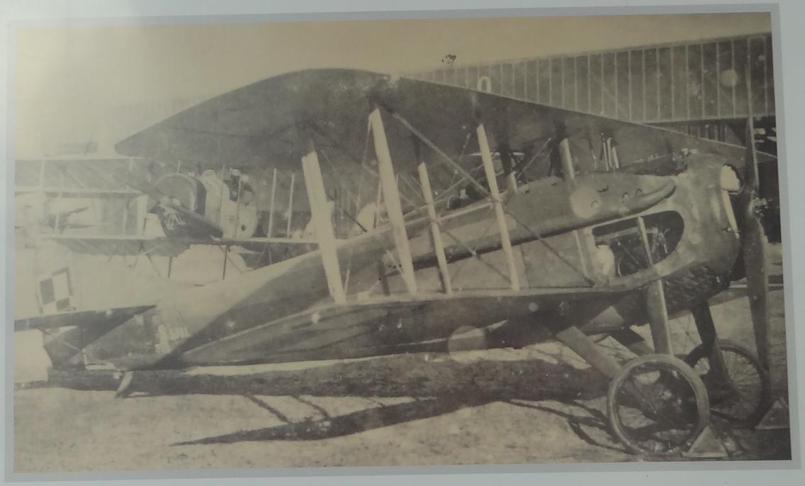 SPAD S.VII C.1. Zdjęcie zbiory MLP